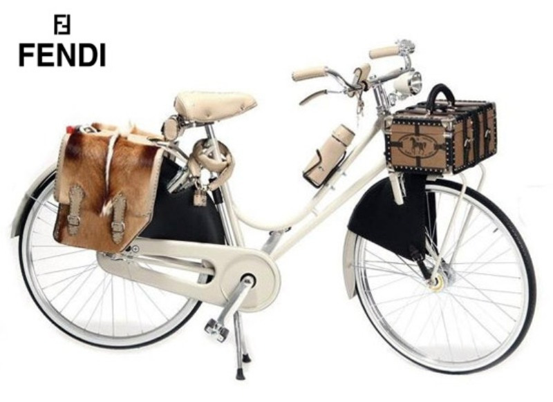 Ride Fendi in style...