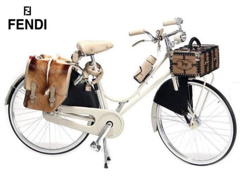 Ride Fendi in style...