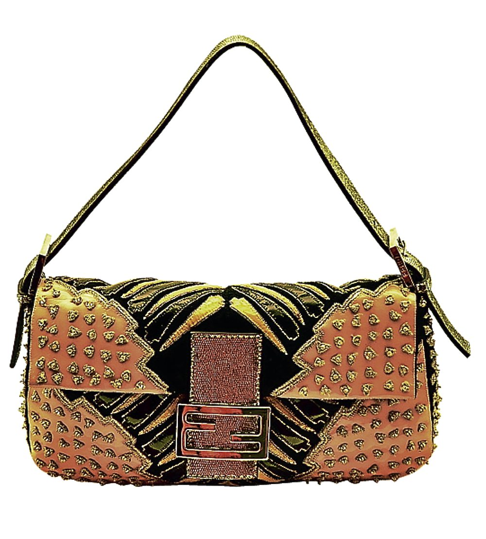 Exotic Fendi Baguette...love
