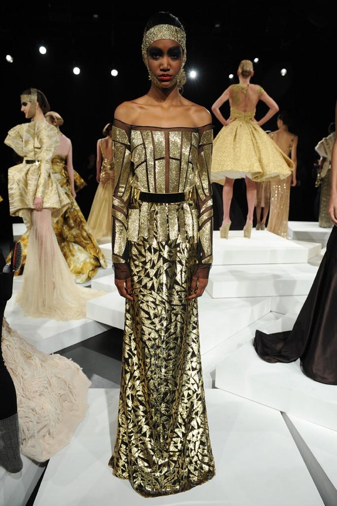 Rafael Cennamo Couture 2013.