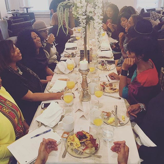 Where do I even BEGIN?!.. • Another AMAZING wellness brunch to kick off 2017 and our financial future. Great advice, great information, great conversations and great food! If you were there, you witnessed something special and magnetic--the 'want' to have more of a responsible grasp on your future and what steps to take to ensure that it's a great one. Special thanks to @jbrown3rd! Sir, I cannot thank you enough for the wealth of knowledge you gave all of us today. @outoftheordinarycatering for your AMAZING food, your service and hospitality! @bigtonymartin for ALWAYS supporting us and documenting this experience for us! And to all of the guests that came out in support of us. Your support is what keeps us going and what keeps Taylor & York giving to the community in the way we do. That's what's it's al about..creating a stronger and knowledgeable community! See you in April! 😬😬 • • #taylorandyork  #wellness  #brunch  #dcbrunch  #taylorandyorkwellnessbrunchseries  #taylorandyorklifestyle  #taylorandyorkbrunchseries  #lifestyle  #financialfreedom  #financialfuture  #invest  #supportsmallbusiness  #seeninshaw  #dcsalon  #dmvsalon  #community  #hospitality