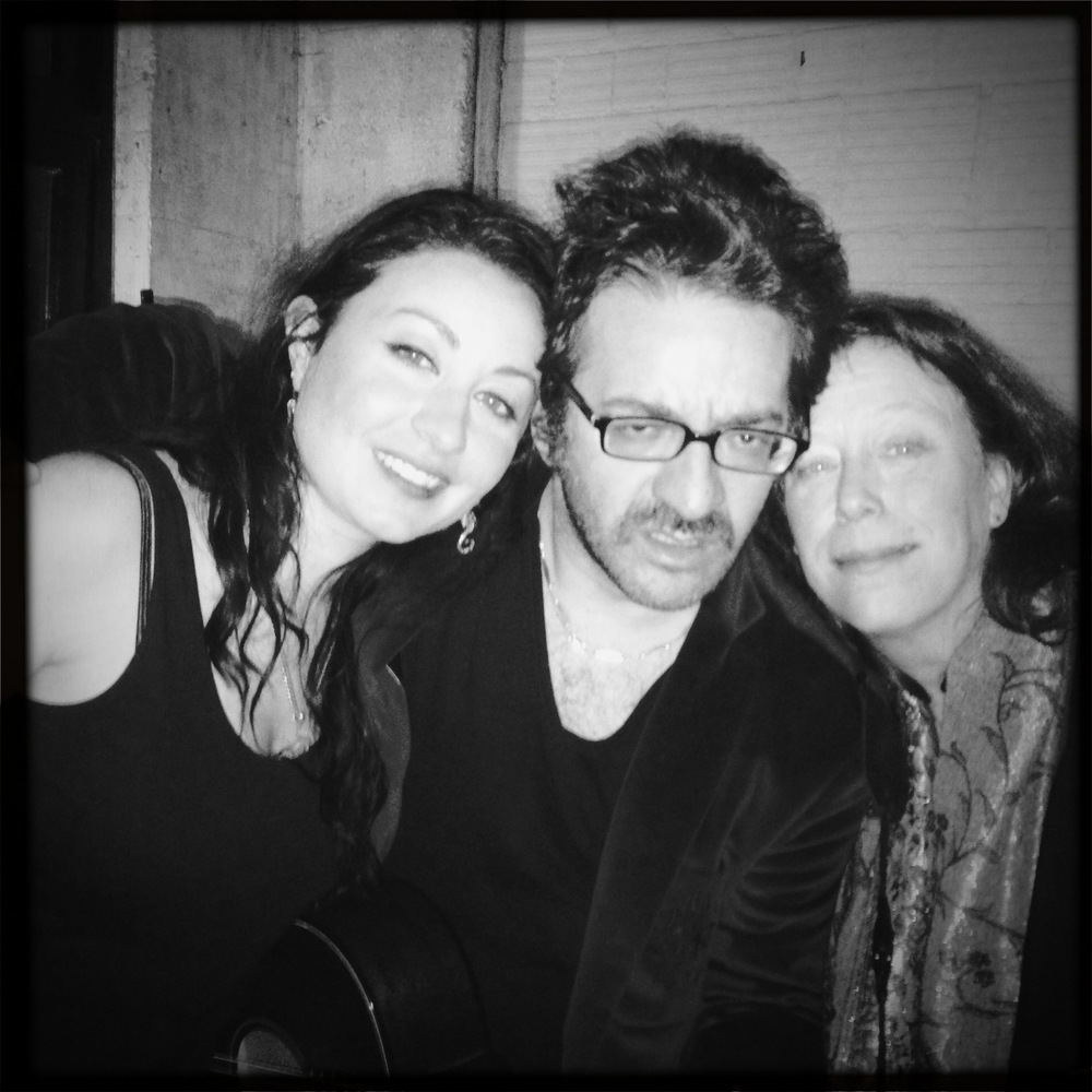 Mieka Pauley, Peppe Voltarelli & Amy Denio