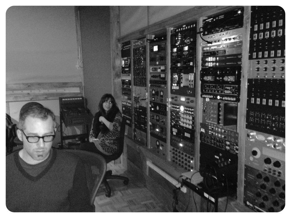 @ Studio G Mixing Firehorse