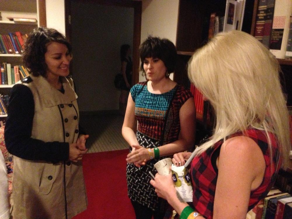 Parkington Sisters & Gaby Moreno