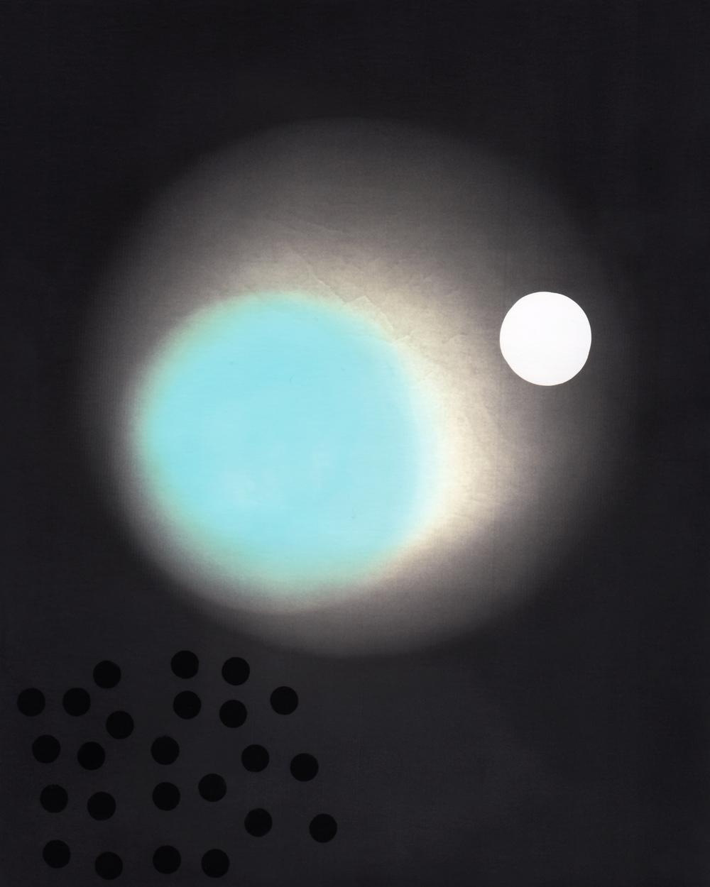 Circle work 10 , 2013