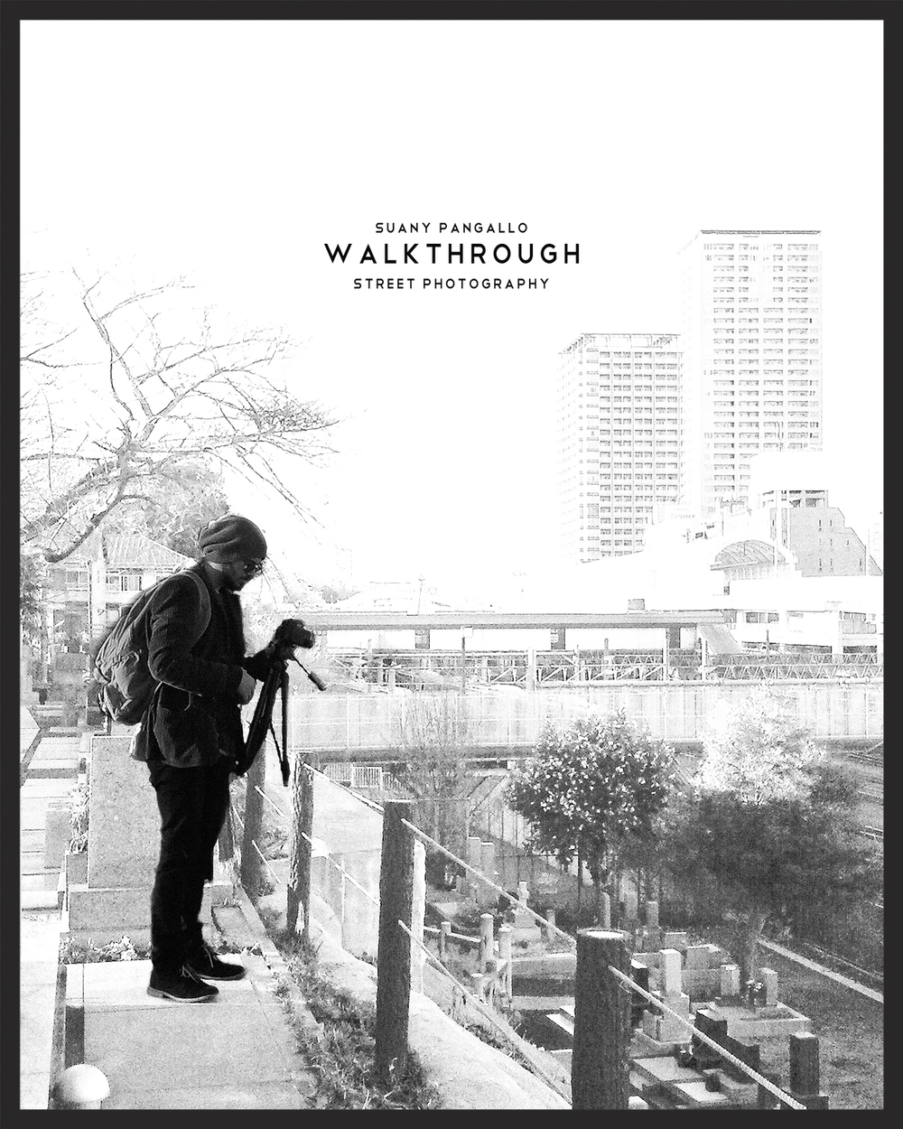 WALKTHROUGH - Daily street photography walks evolved into a short-film series based on seeking the knowledge that are hidden inside the adventure of exploring around.A video diary of an Italian Flaneur