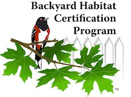certified backyard habitat designer