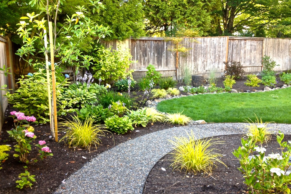 Residential design design with nature for Sunny landscape designs