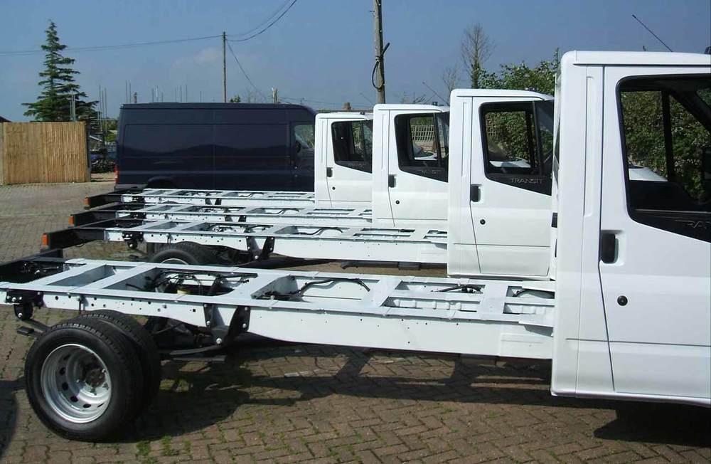 Business vehicle purchasers of Lorries, trucks, trucks, tippers