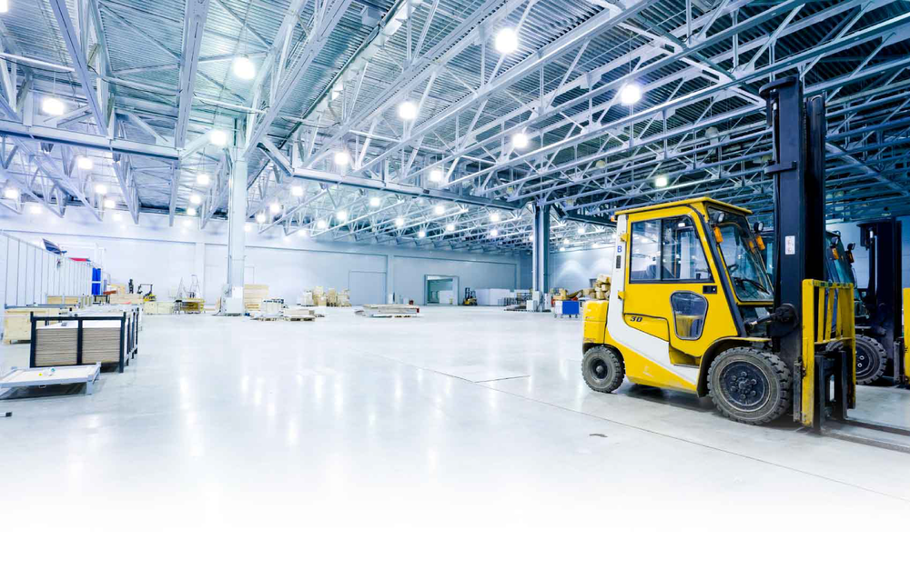 GOT A FACTORY THAT NEEDS CLEARING? WE CAN HELP! -