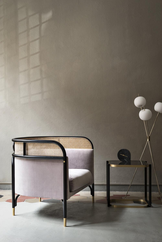 GTV_ Targa Lounge Chair design by Gamfratesi, 2015 GTV_Duet design by Cristian Mohaded, 2017.jpg