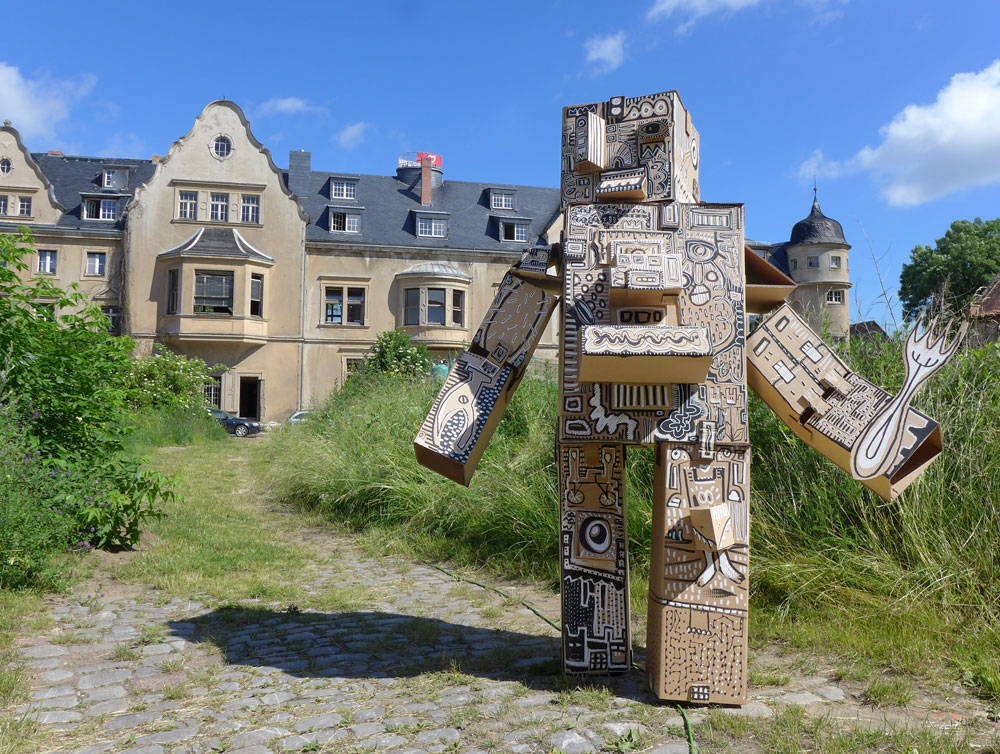 Robot and Castle