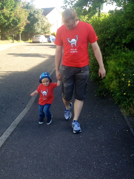 Father's Day Walk