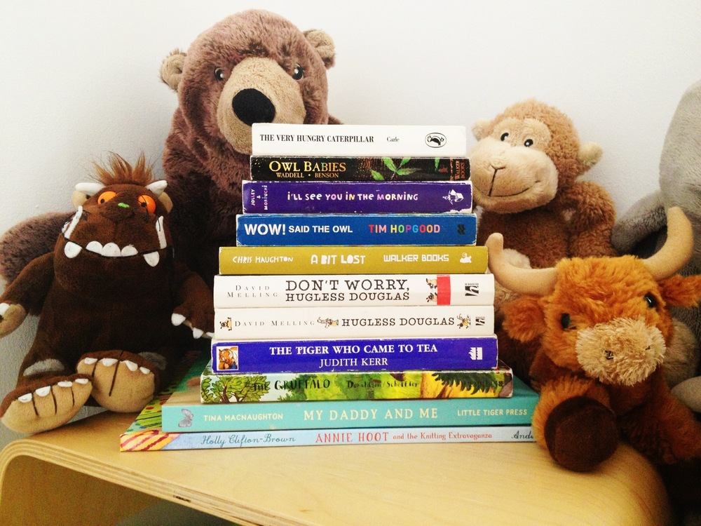 Our Storytime Library