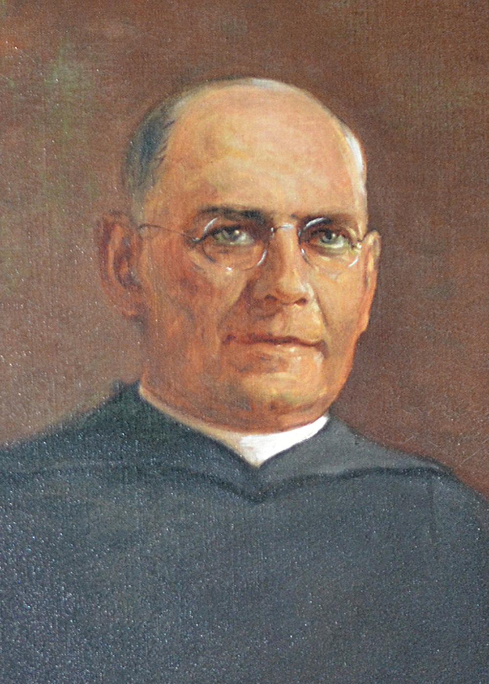 Rev. James F. Green, O.S.A.