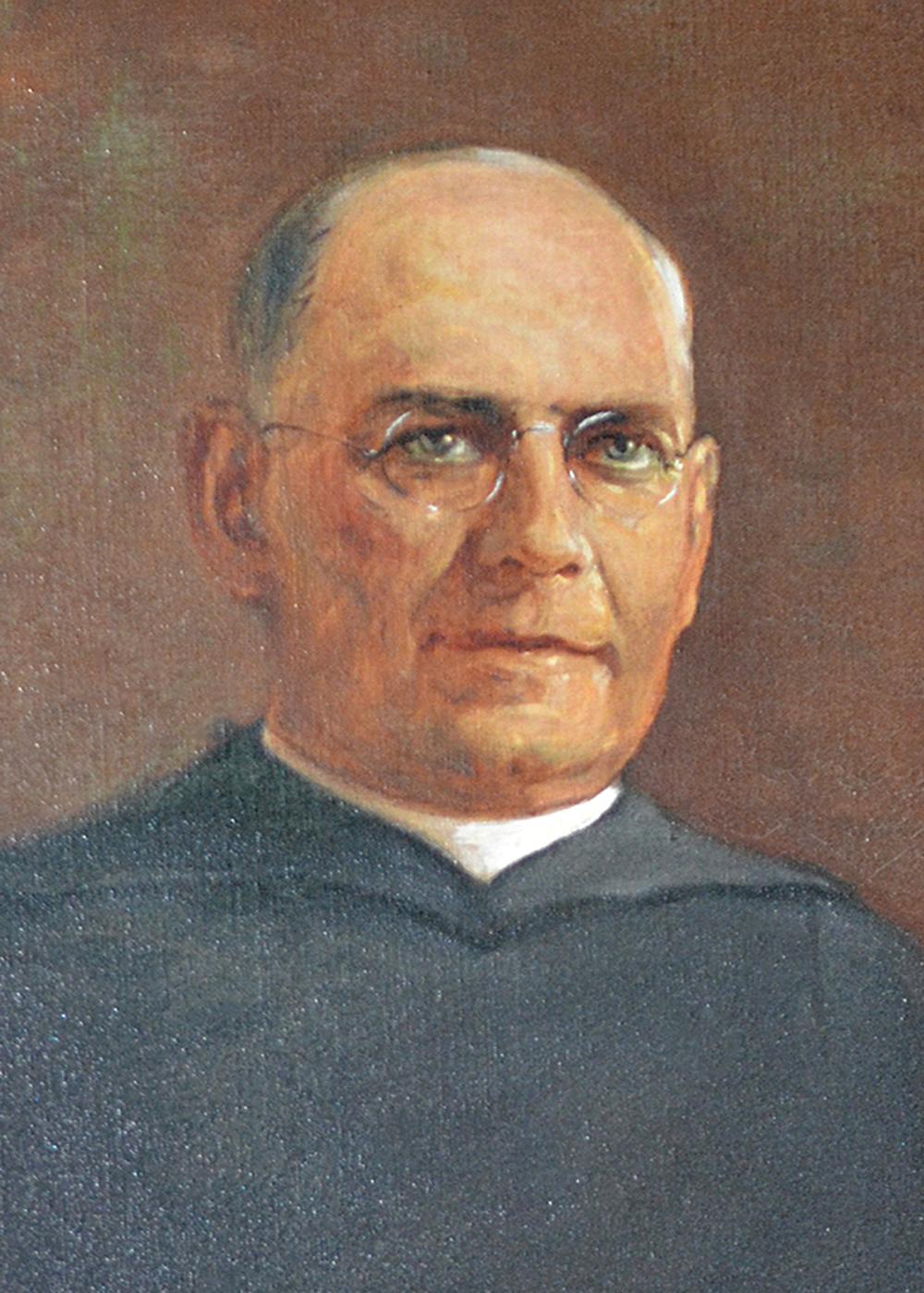 Rev. James F. Green, O.S.A.