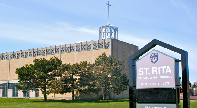 St. Rita of Cascia High School