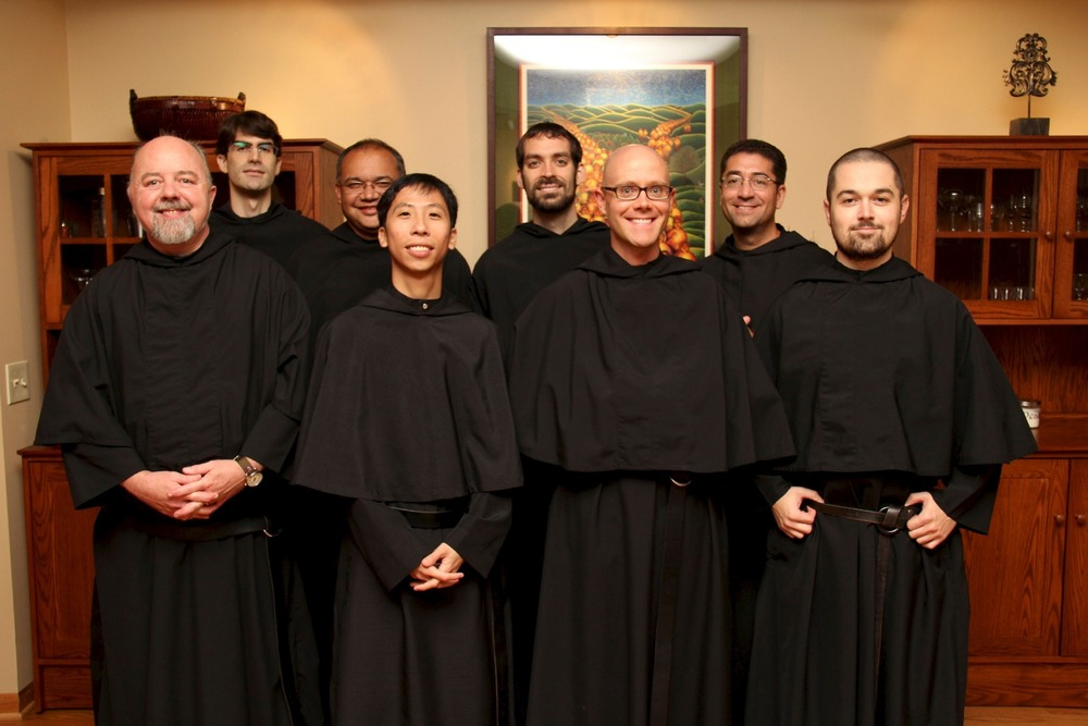 Professed Augustinians in Formation in Chicago, Illinois