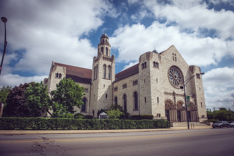 The Augustinians have served St. Rita Parish since 1905.