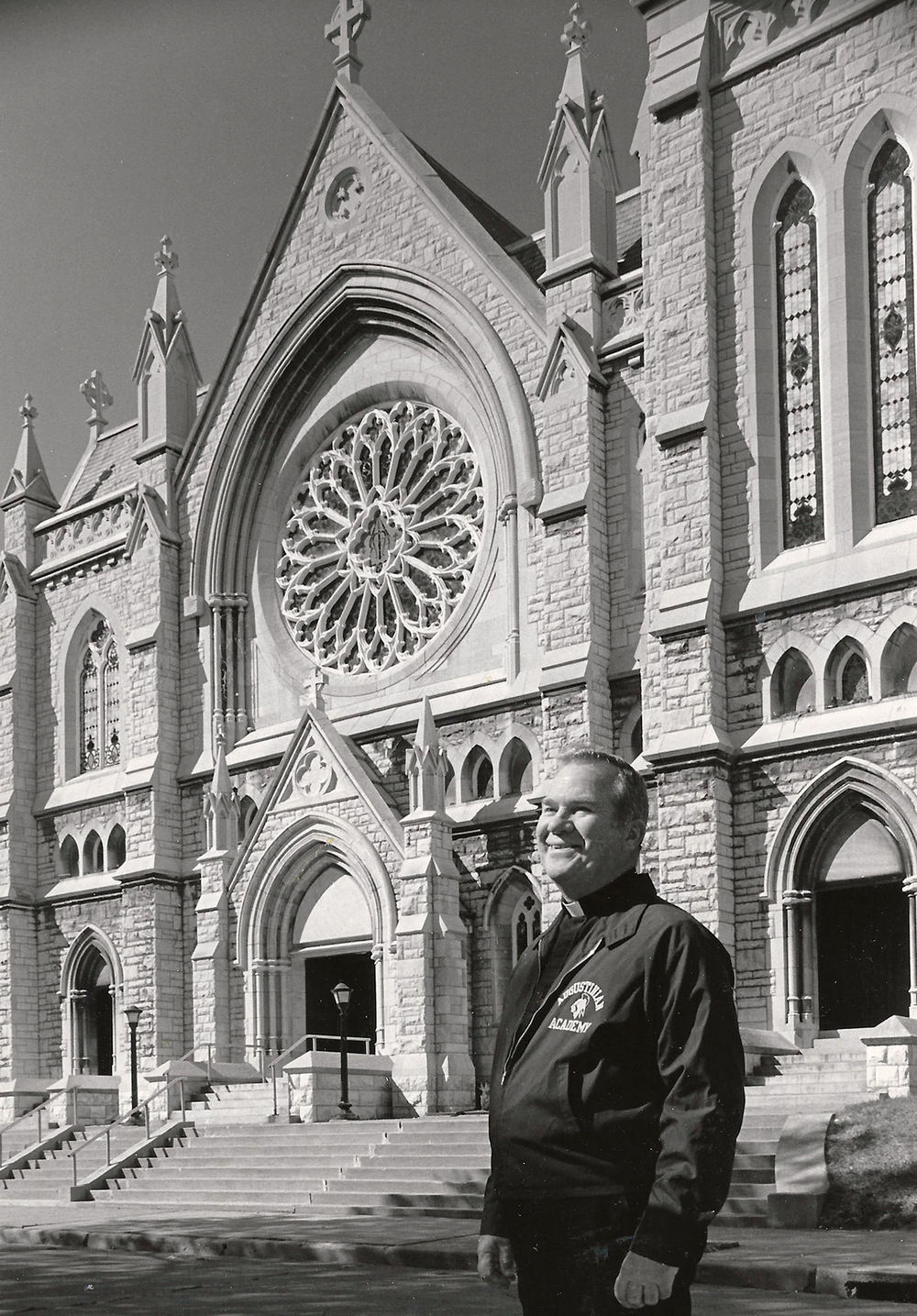 Fr. Jack Gavin, O.S.A. was the Pastor of Immaculate Conception/St. Henry Parish in St. Louis for many years