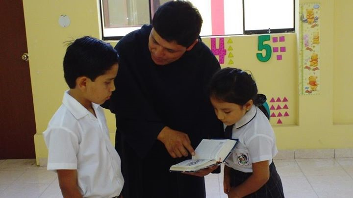 The Augustinians opened St. Augustine Grade School in March of 2013 in Trujillo, Peru.  We are still raising funds to build the corresponding high school