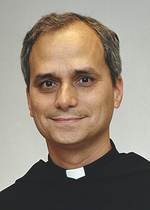 Rev. Robert F. Prevost, O.S.A., Vice-Chair