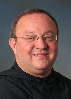 Very Rev. Bernard C. Scianna, O.S.A., Ph.D., Prior Provincial