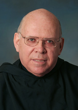 "Rev. James ""Jim"" Friedel, O.S.A., D.Min.,"