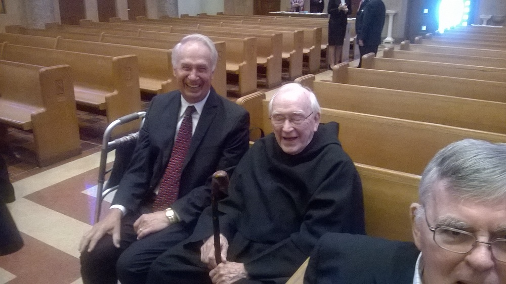 Photos from Fr. David Brecht's Funeral