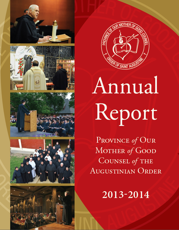 Augustinian Annual Report 2013-2014