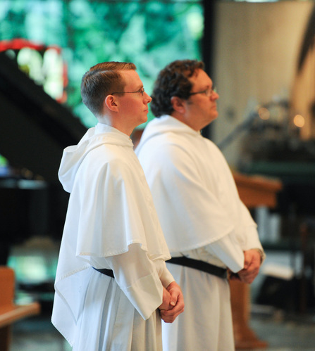 Nick Mullarkey Joe Siegel Augustinian Vows