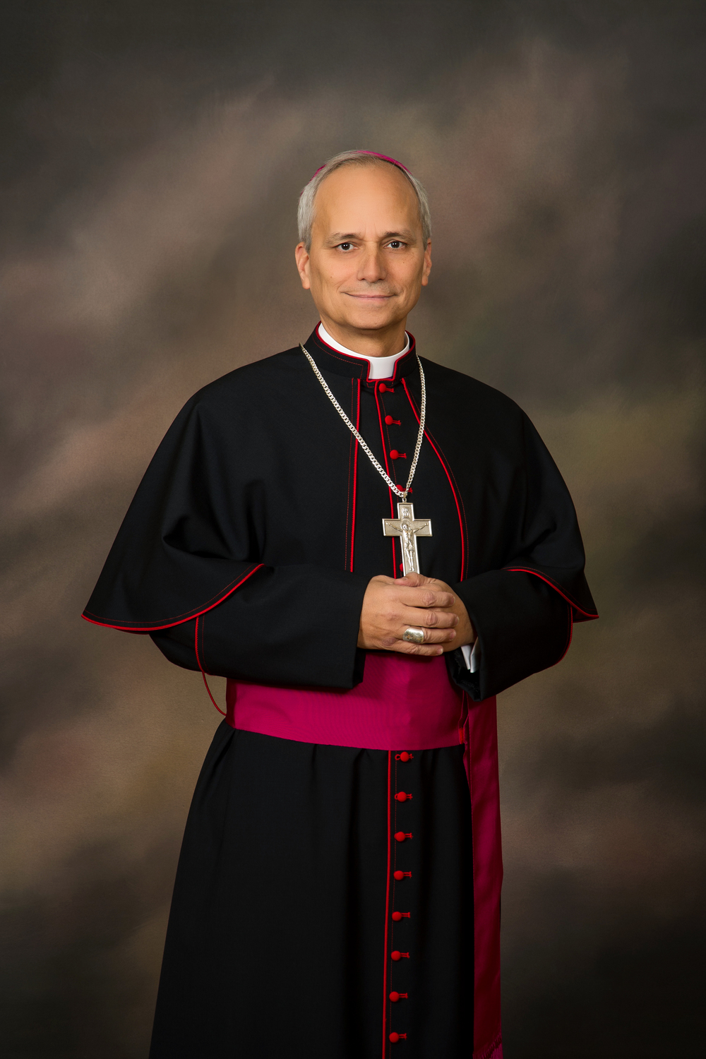 Bishop Robert Prevost, OSA