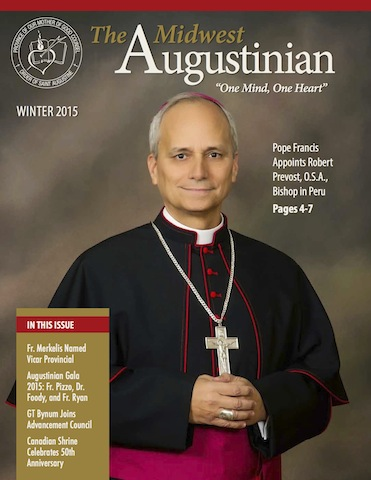 The Midwest Augustinian - Winter 2015