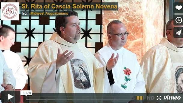 Feast of St. Rita of Cascia
