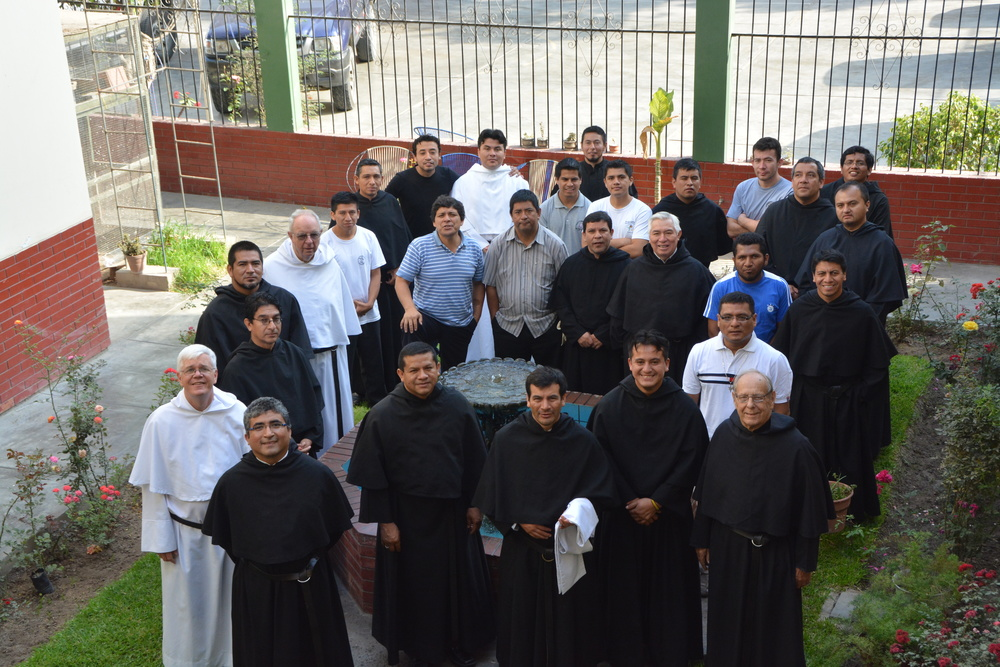 The Augustinians Serving in the missions of Northern Peru, 2015