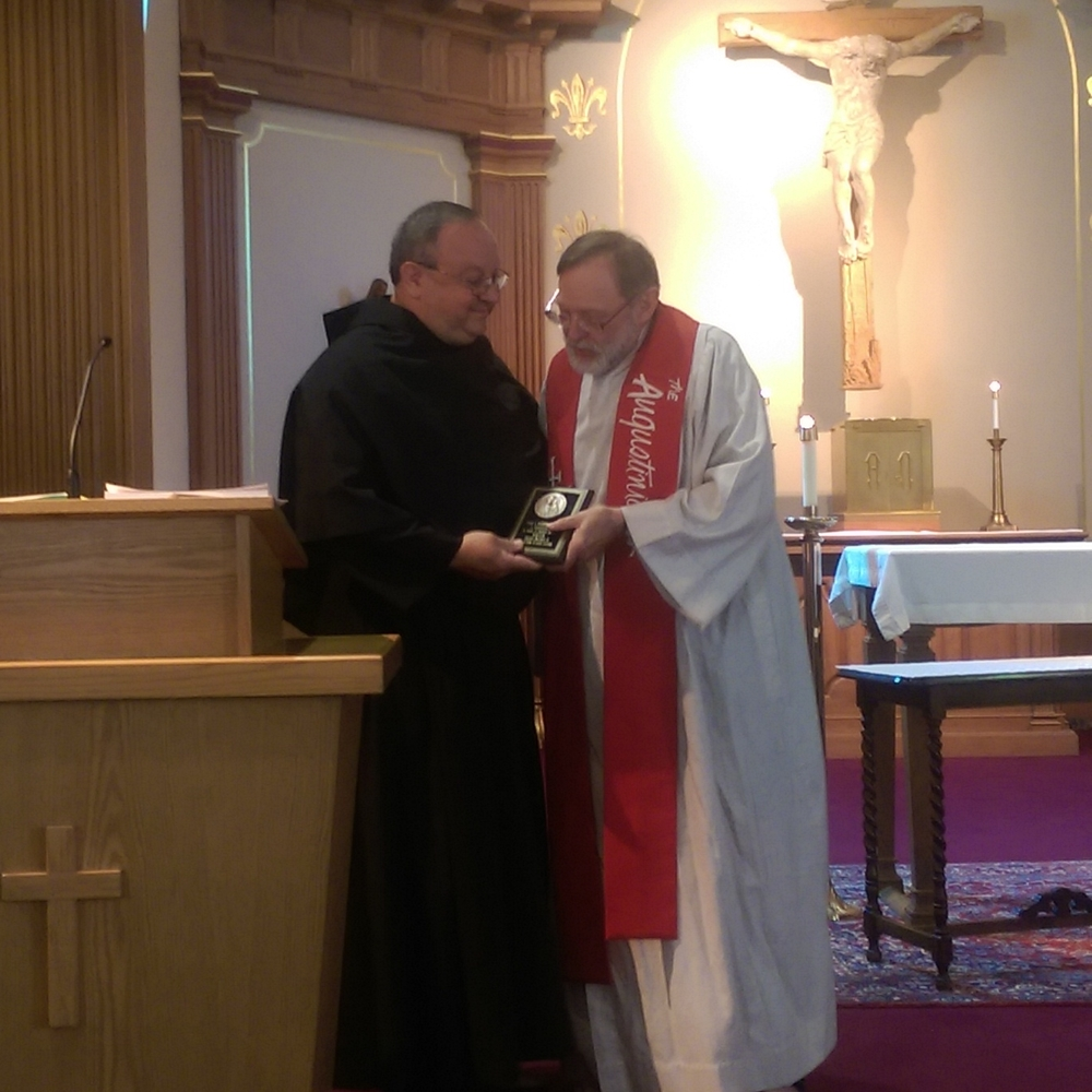 Fr. Terry Deffenbaugh, OSA