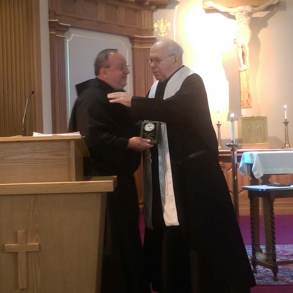 Fr. Jim Friedel, OSA