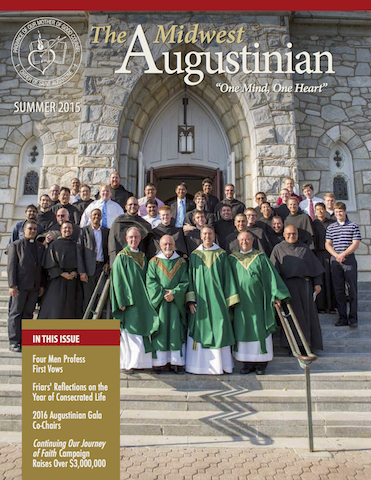 The Midwest Augustinian Summer 2015