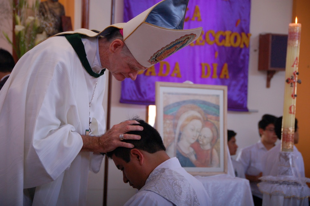 Bishop Dan Turley, O.S.A., has been serving in the Augustinian missions of Peru for nearly 50 years