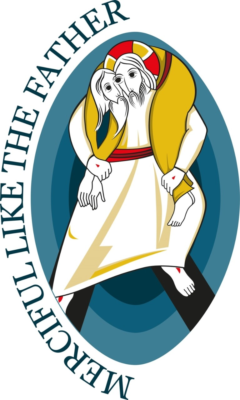 Logo for the Jubilee of Mercy
