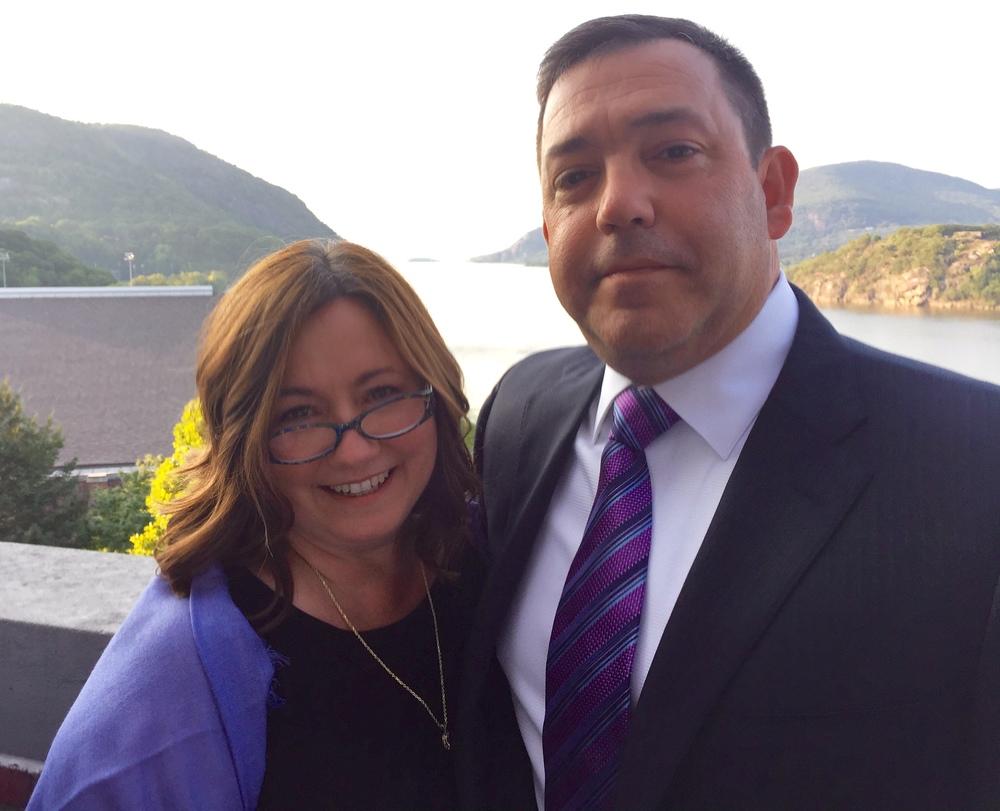Denise and Robert Utter