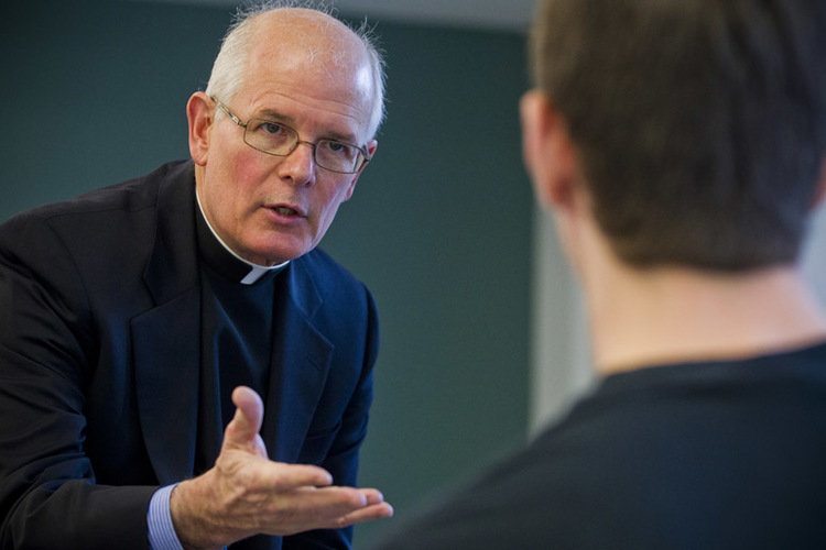Father Jim Halstead
