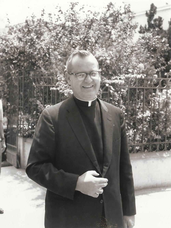 Father John McNabb OSA