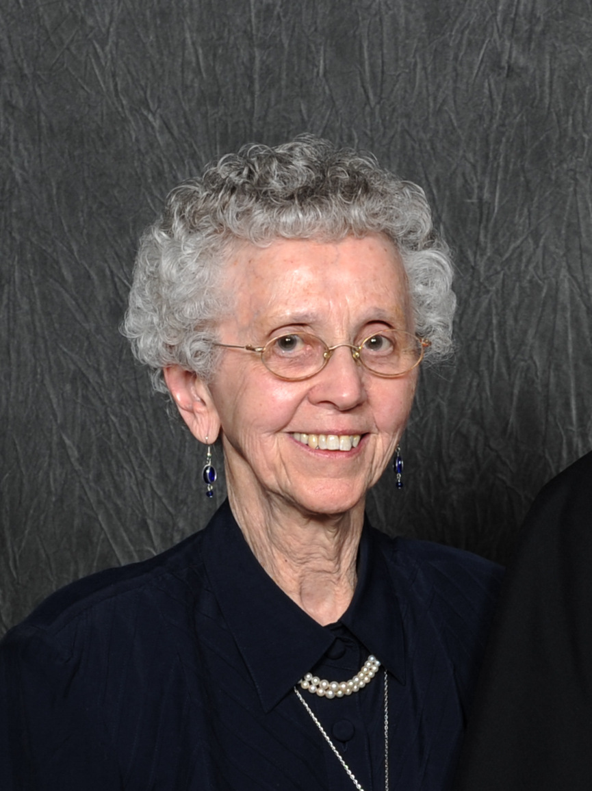 Sr. Ardis Cloutier, O.S.F., Retires in the Summer of 2016 from being the Assistant of the Augustinian Vocations after serving eight years