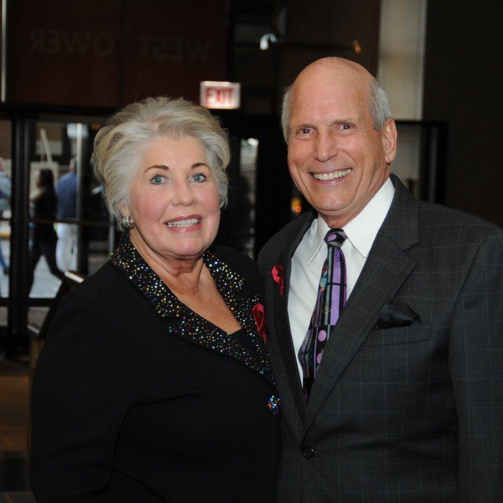 Anne and Don Berschback