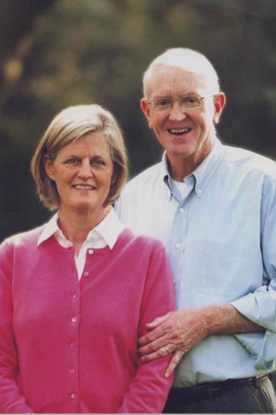 Tony & Phyllis Lauinger - Augustinian Affiliates