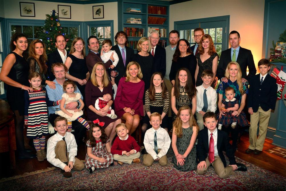 The Lauinger Family