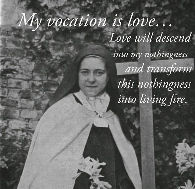 Blessed Feast Day #saint #love #qotd #vocation #nun #catholic #feastday #doctor