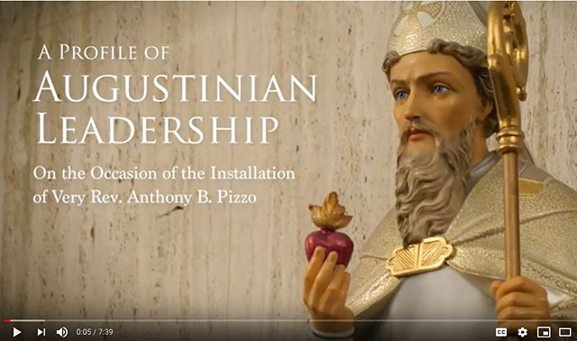 New video up at AugustinianVocations.org and on our YouTube channel: Augustinian Vocations! Interviews with the US Prior Provincials and the Vicar General of the Augustinian Order. #augustine #leadership #video #vocations #catholic #priests #monastic #vatican #religion