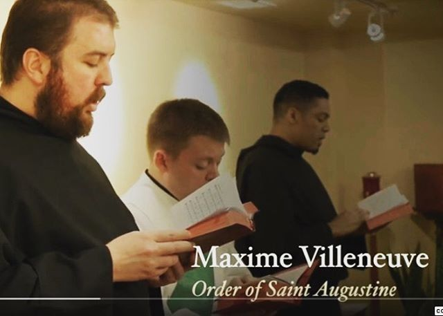 Please pray for @friarmaximus who will be ordained to the priesthood today in California. To learn more about how he found the order, see the link in bio #vocations #priesthood #priest #catholic #religion